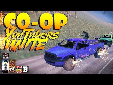 CS:GO - CO-OP YouTubers Unite!