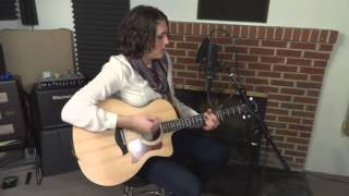"Andy Grammer ""Keep Your Head Up"" Acoustic Cover"