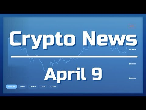 Crypto News Apr 9th: Security Token Trading, Pro-Crypto Regulations, Monero Hash Rate