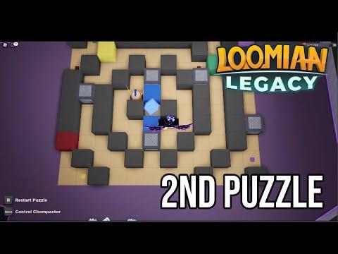 Loomian Legacy- 2nd