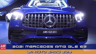 2021 Mercedes AMG GLE 63S  - Exterior And Interior - LA Auto Show 2019