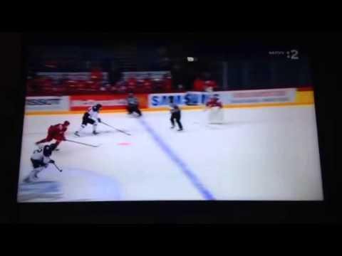 |IIHF WJC 2016| Slovakia U20 – Belarus U20 (4:2) Goalie fail (Kalbukov vs. Šiška)