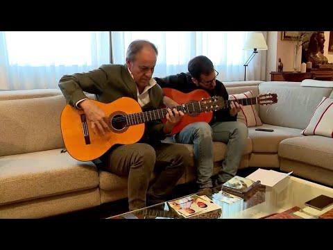 أسرار صناعة الغيتار الإسباني  - نشر قبل 3 ساعة