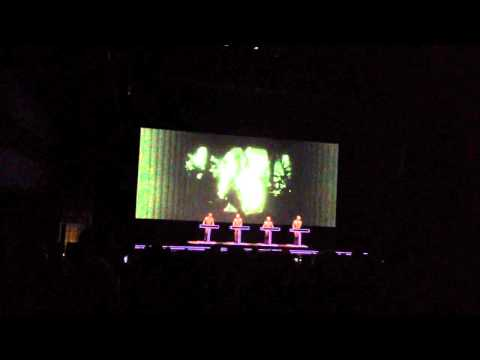 Kraftwerk,The Model,Tate Modern-12/02/2013, London, England, HD, Das Modell