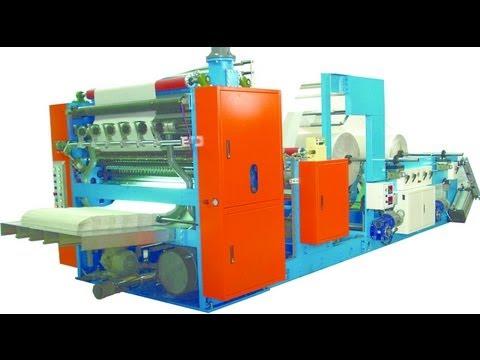 Tissue paper machine-Facial tissue machine.(JPMC-TAIWAN)