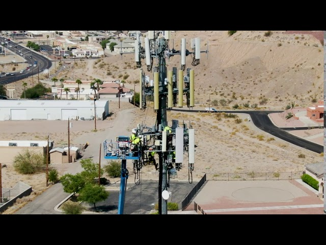 Cell Tower Workers (Short Version)