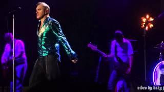 Morrissey-KICK THE BRIDE DOWN THE AISLE-Live @ SJSU Event Center, San Jose, CA, July 25, 2015-Smiths