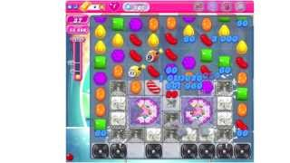 Candy Crush Saga Level 505 ★★★ no boosters (TUTORIAL)