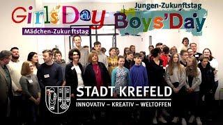 Girls'- und Boys' Day bei der Stadt Krefeld (am 29.03.2019 um 15:06)