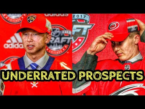 5 Underrated NHL Prospects