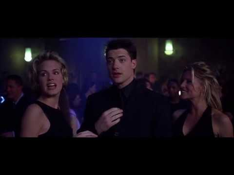 Blast From the Past  Dance  HQ  Brendan Fraser 1999
