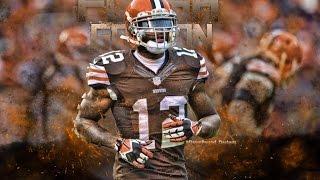 Cleveland Browns WR: Josh Gordon Highlights!