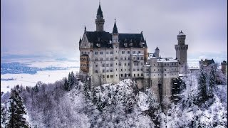 Замок Нойшванштайн - Германия (Neuschwanstein Castle - Germany)(Замок Нойшванштайн стоит на месте двух крепостей, переднего и заднего Швангау. Король Людвиг II приказал..., 2016-02-05T15:02:48.000Z)