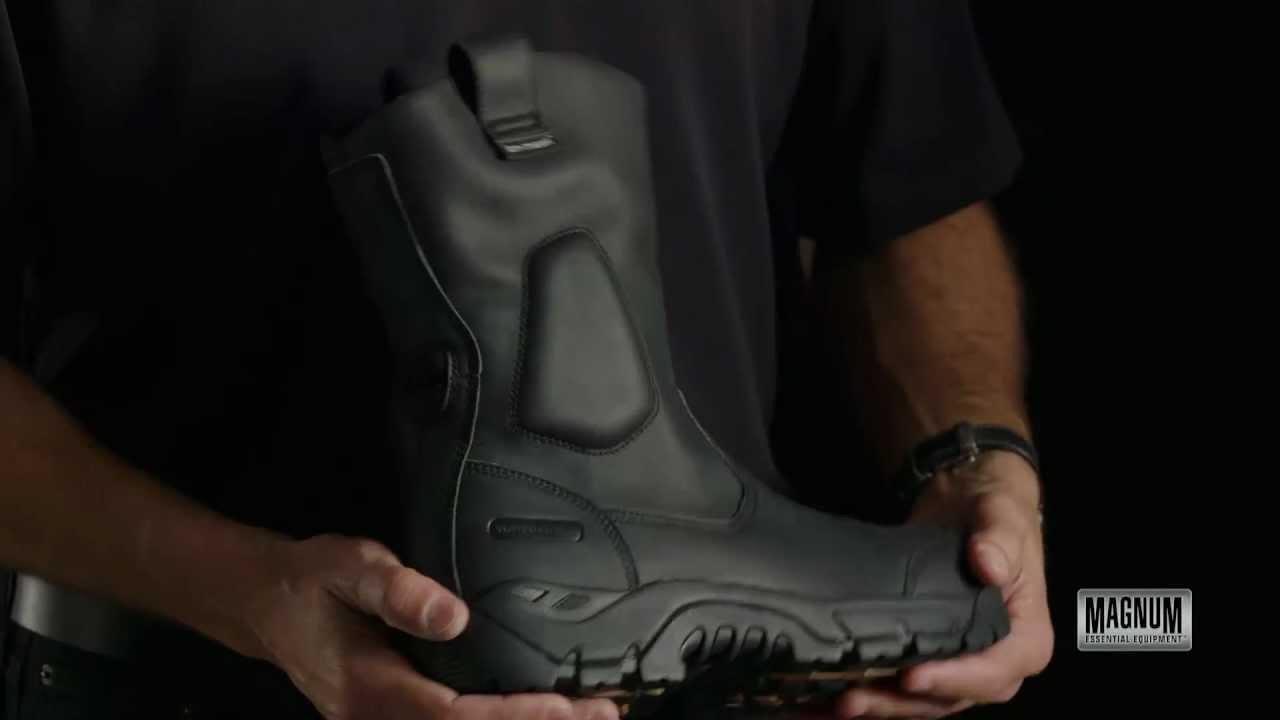 wholesale dealer 898d6 7f67e Precision Ultra Lite Wellington CT Waterproof ion-mask - Premium Tactical  Boot from Magnum (5533)