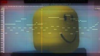 Sonate pour piano no16 de Mozart avec son de mort Roblox