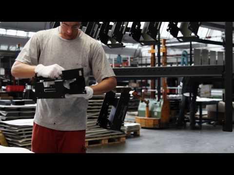 Revox Re:system M100 Produktion Englisch