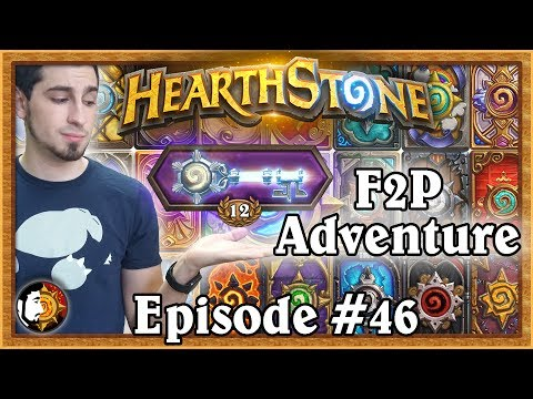 Hearthstone: Warshack Plays A Free To Play Account (Ep. 46)