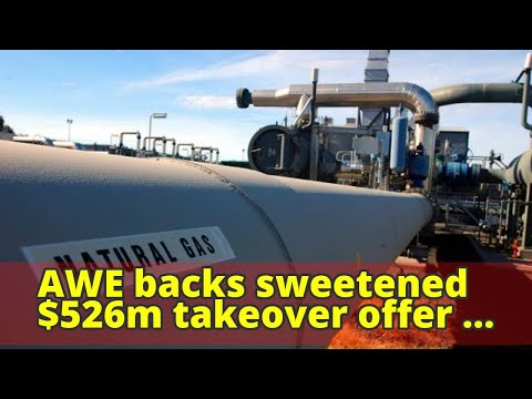 AWE backs sweetened $526m takeover offer from Mineral Resources