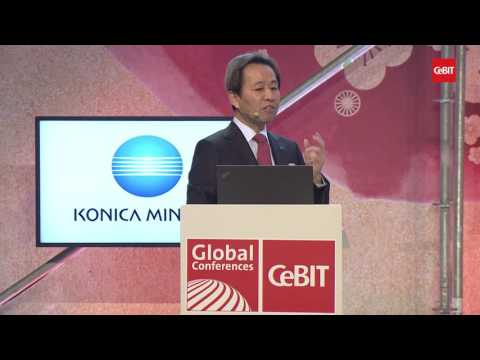 """Innovation: What's it all about?"" - Shoei Yamana, Keynote @CeBIT 2017 Global Conferences"