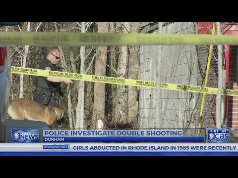 2 shot in Durham