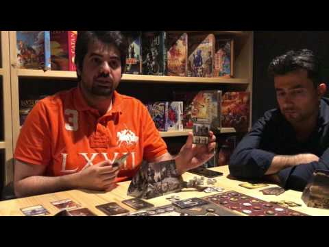 Game of Thrones Board Game Tutorial
