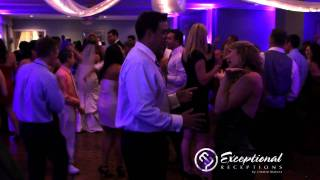 Binghamton NY Wedding DJ Traditions at the Glen Reception with Jimmie Malone