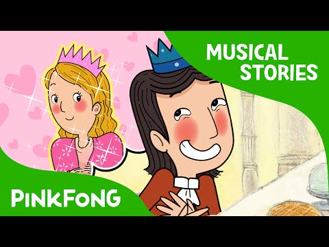 The Princess and the Pea | Fairy Tales | Musical | PINKFONG Story Time for Children