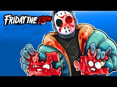 Cuối Cùng Jason Cũng Đã Lìa Đời   Friday The 13th   Big Bang