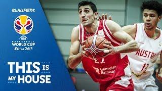 Austria v Georgia - Highlights - FIBA Basketball World Cup 2019 - European Qualifiers