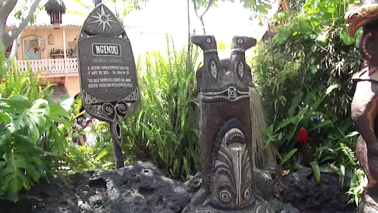 The Enchanted Tiki Room, Tiki Garden!   YouTube