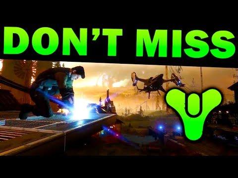 1 HOUR ONLY - Destiny 2 Beta Social Space...