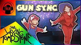 ♪ Jump Up, Super Star! ♪ ~ Overwatch Gun Sync Remix (The Living Tombstone Remix/Super Mario Odyssey)
