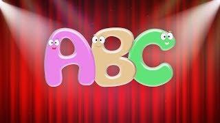 أغنية حروف اللغة الانجليزية ABC | قناة كيوي - KIWI TV