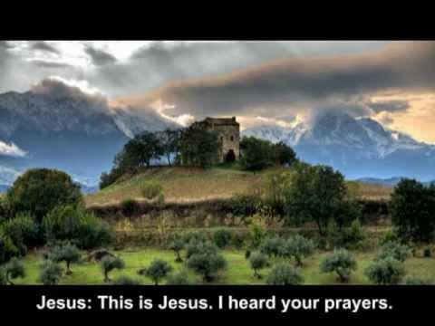 A SWEET TALK WITH JESUS