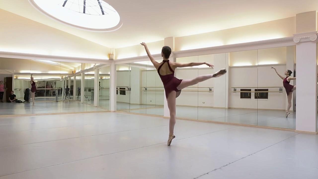Ballet class, Sophie Sarrote Teatro alla Scala