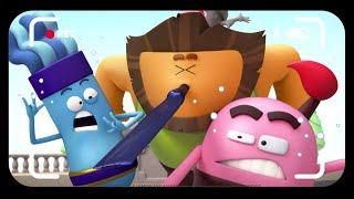 AstroLOLogy  PhotoBomb  Chapter Holiyay  Compilation  Cartoons for Kids