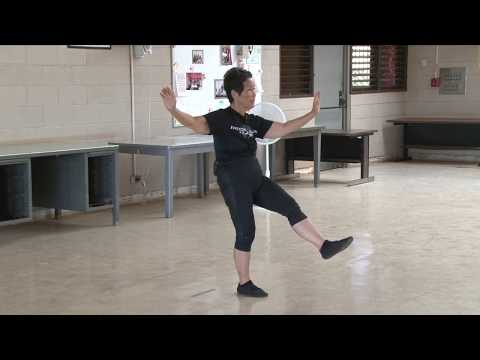 Commencing Form, Repulse Monkey + Alignment Review everydaytaichi lucy Honolulu Hawaii