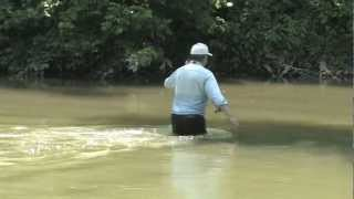 Historian Mark Grimsley Wades Antietam Creek