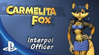Sly Cooper: Thieves In Time™ - Carmelita
