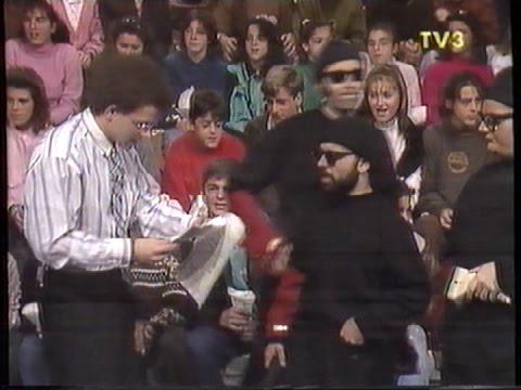 'MATRACA NO!'  TV3 1990
