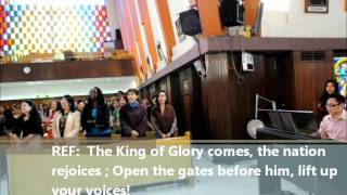 THE KING OF GLORY (221)