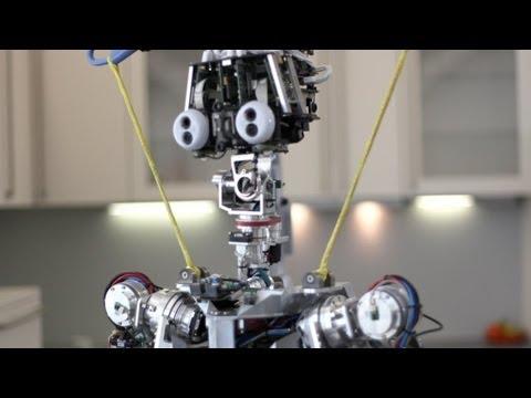 Kommen Roboter in den Himmel? - YouTube