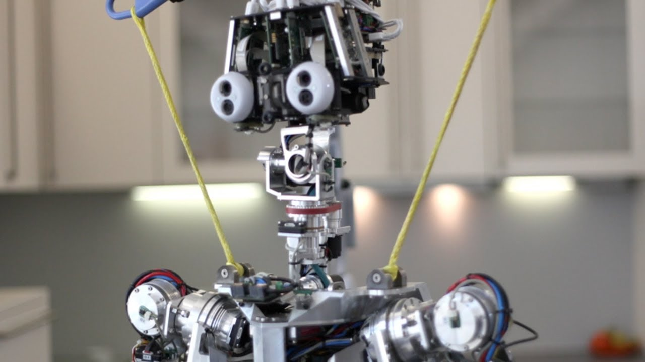 wie baut man einen humanoiden roboter youtube