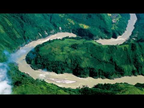 雅魯藏布江大峽谷  酒醉的探戈 -Yarlung Zangbo River Grand Canyon drunk tango