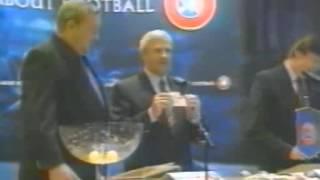 - Bordeaux, Parcours Coupe De L'U.E.F.A. 1996...