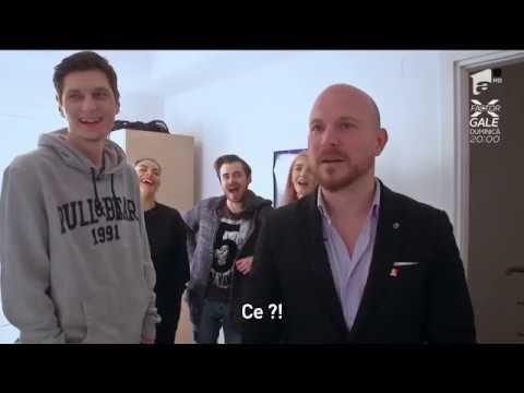 Jeremy Ragsdale a învățat limba română