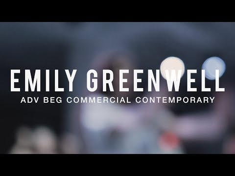 Emily Greenwell | Don't Miss It - James Blake | Contemporary | #bdcnyc