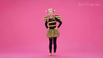 Bee-Bop Dance Choreography for School Play, The Bee Musical, by Out of the Ark Music