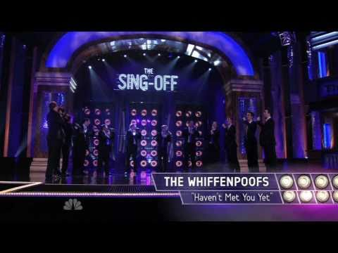 Whiffenpoofs on The Sing-Off, Ep. 2