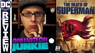Animation Junkie: The Death of Superman